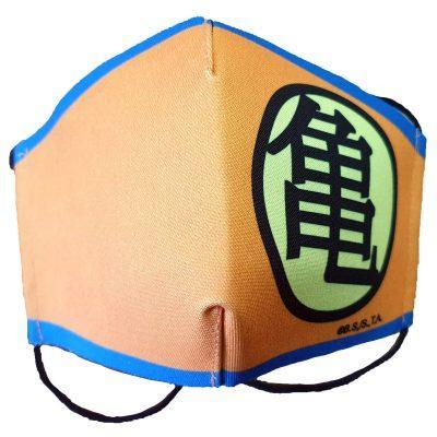 Mascarilla reutilizable Logo Dragon Ball la casita de dumbo