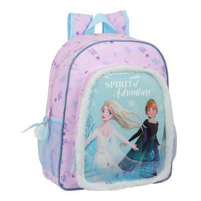 Mochila Infantil Frozen Disney ll Adaptable la casita de dumbo