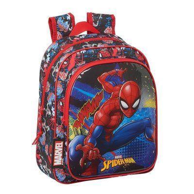 Mochila Infantil Spiderman Marvel Adaptable la casita de dumbo