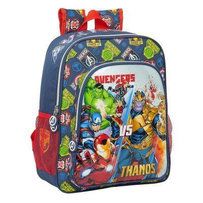 Mochila Junior Avengers Marvel Adaptable la casita de dumbo