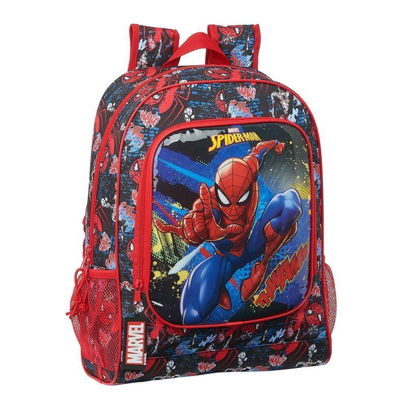 Mochila Spiderman Marvel Adaptable la casita de dumbo