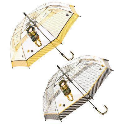 Paraguas automatico Bee-loved Gorjuss surtido 54cm LA CASITA DE DUMBO