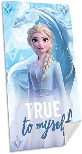 Toalla Frozen Disney True to Myself la casita de dumbo
