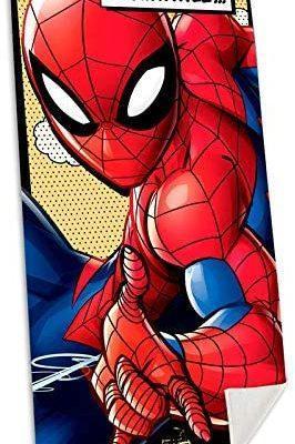 Toalla Spiderman Marvel 70x140cm.Algodon 2 la casita de dumbo