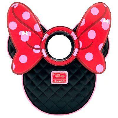 Bolso Pink Polka Dot Minnie Disney Loungefly la casita de dumbo