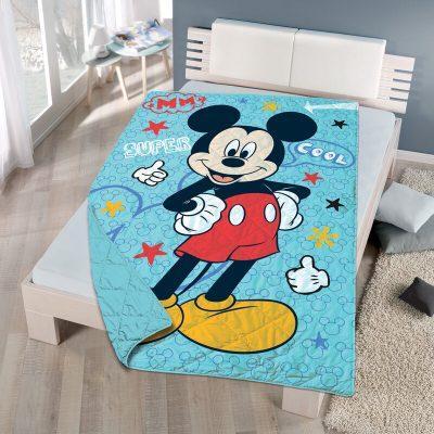 Colcha boutic verano de Mickey Mouse Cama de 90 cm la casita de dumbo