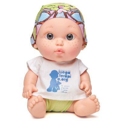 Muñeco Baby Pelon Laura Pausini la casita de dumbo