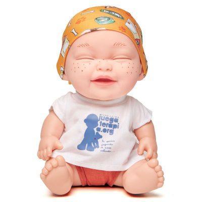 Muñeco Baby Pelon Teresa la casita de dumbo