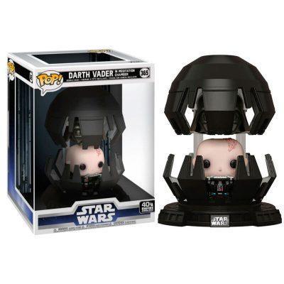 Figura POP Star Wars Darth Vader in Meditation Chamber la casita de dumbo