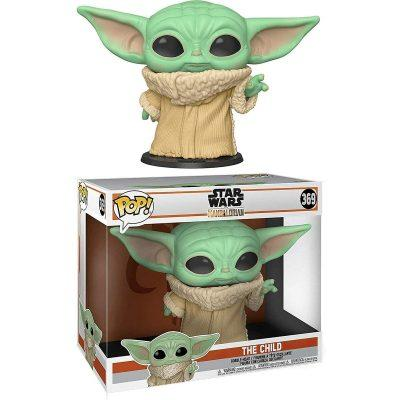 Figura POP Star Wars Mandalorian Yoda The Child 25cm la casita de dumbo