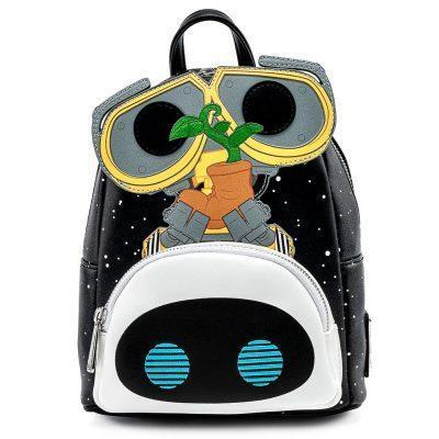 Mochila Boot Earth Day Wall-E Disney Pixar Loungefly 25cm la casita de dumbo