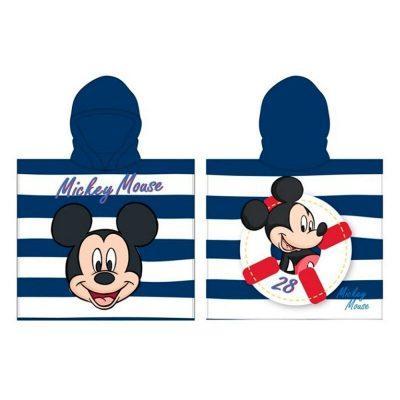Poncho toalla playa microfibra Mickey Mouse la casita de dumbo