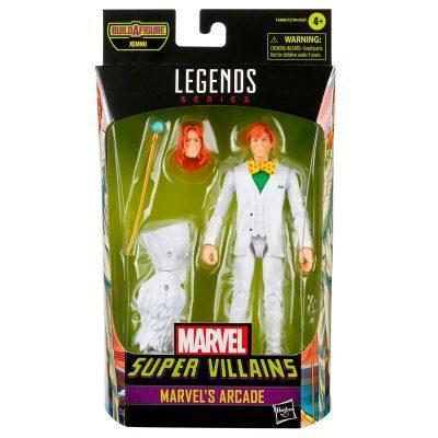 Figura Arcade Super Villains Marvel Legends 15cm la casita de dumbo