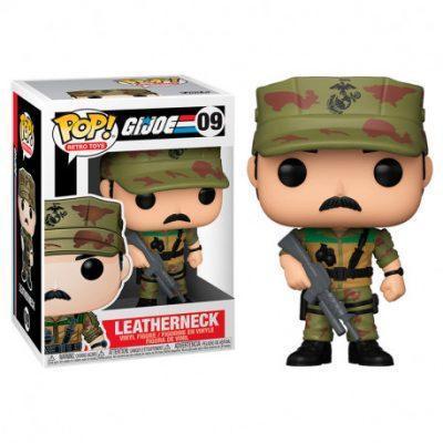 Figura POP Gi Joe Leatherneck 09 la casita de dumbo
