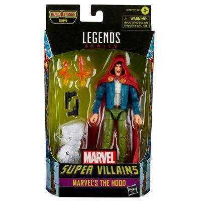 Figura The Hood Super Villains Marvel Legends 15cm LA CASITA DE DUMBO