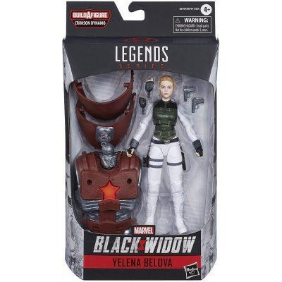 Figura Yelena Belova Black Widow Marvel Legends 15cm la casita de dumbo