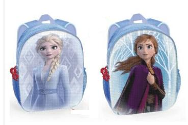 Mochila Frozen Disney Lentejuelas Reversibles la casita de dumbo