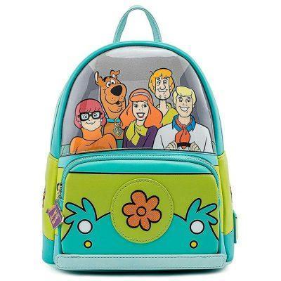 Mochila Mystery Machine Scooby Doo Loungefly la casita de dumbo