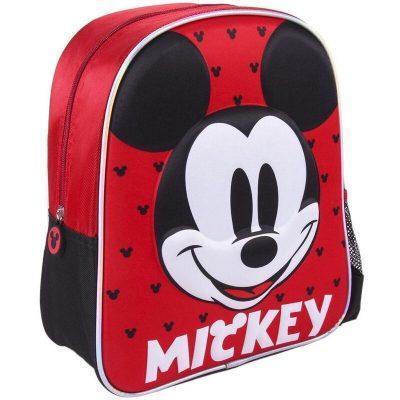 Mochila infantil 3d de Mickey Mouse la casita de dumbo