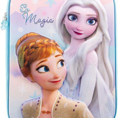 Maleta 3D 3D Frozen Disney ll la casita de dumbo