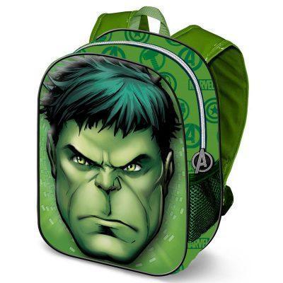 Mochila 3D Avengers Hulk la casita de dumbo