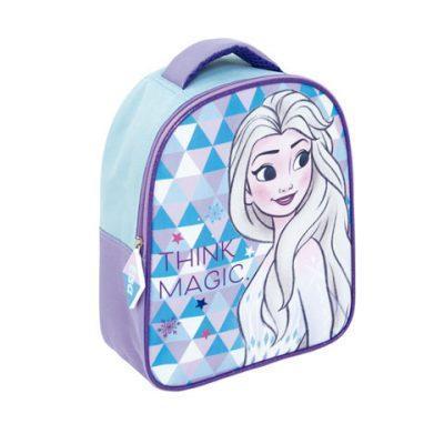 Mochila Frozen ll Disney azul la casita de dumbo