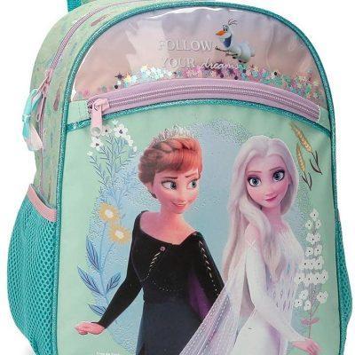 Mochila Frozen ll Disney la casita de dumbo