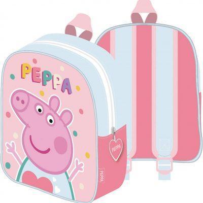 Mochila Guarderia Peppa Pig la casita de dumbo