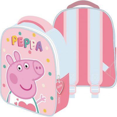 Mochila Peppa Pig la casita de dumbo
