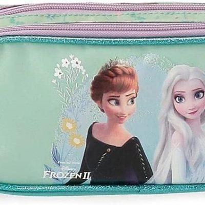 Portatodo Doble Frozen ll Disney la casita de dumbo