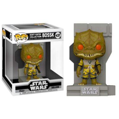 Figura POP Star Wars Bounty Hunter Bossk Exclusivela casita de dumbo