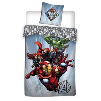 Funda nordica Vengadores Avengers Marvel cama 90cm microfibra la casita de dumbo