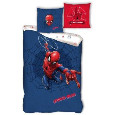 Funda nordica algodón de Spiderman la casita de dumbo