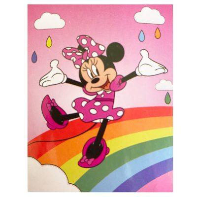 Manta polar Minnie Disney la casita de dumbo