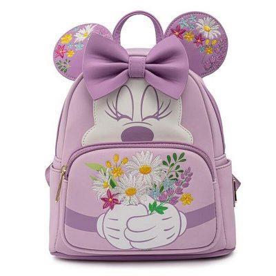Mini Mochila Disney Minnie Mouse la casita de dumbo