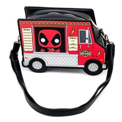 Bolso Food Truck Deadpool 30th Anniversary Marvel Loungefly la casita de dumbo